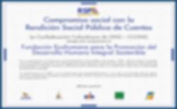 Rendicion Publica de Cuentas - 2018 CCON