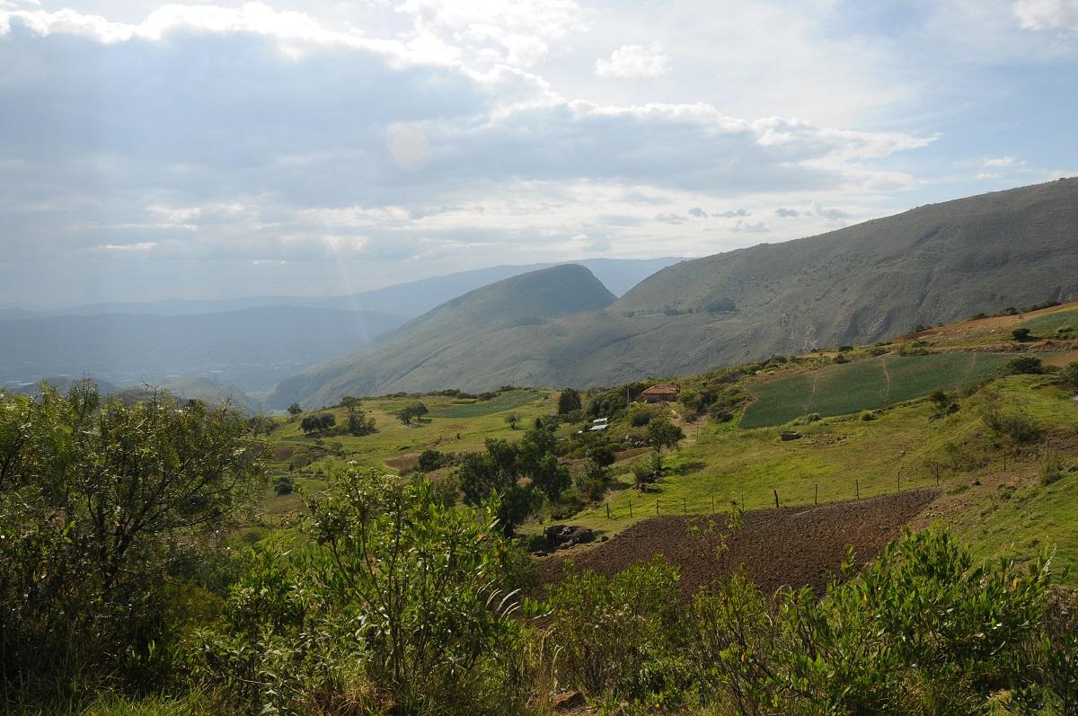 Recorrido Macizo de Iguaque