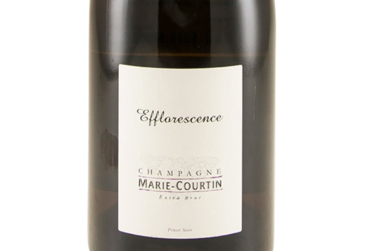 Marie Courtin, Efflorescence 2014 Champagne