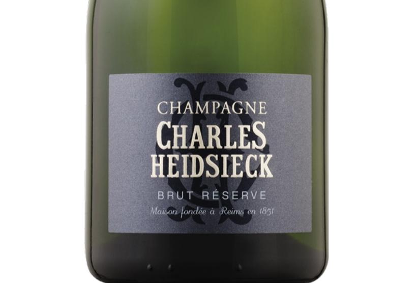 Charles Heidsieck, Brut Réserve NV Champagne