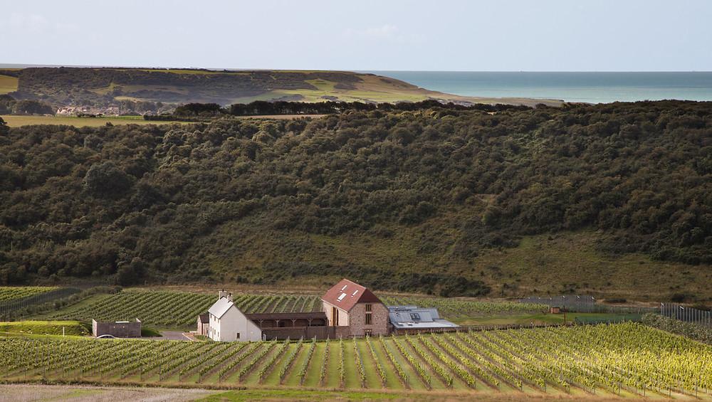 Rathfinny Wine Estate, Sussex