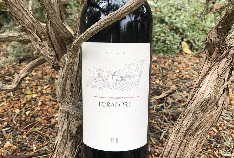 Foradori Teroldego 2018 Trentino, Italy