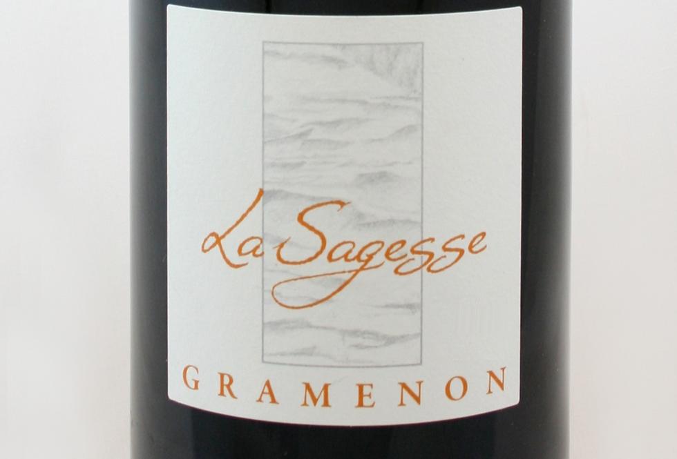 Domaine Gramenon, La Sagesse 2018 Rhône, France