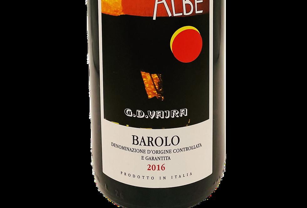 G.D. Vajra, Barolo `Albe` 2016 Piemonte, Italy