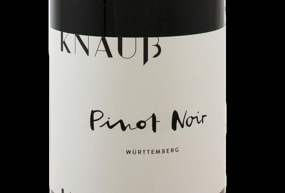 Weingut Andi Knauss, Pinot Noir 2018 Württemberg, Germany