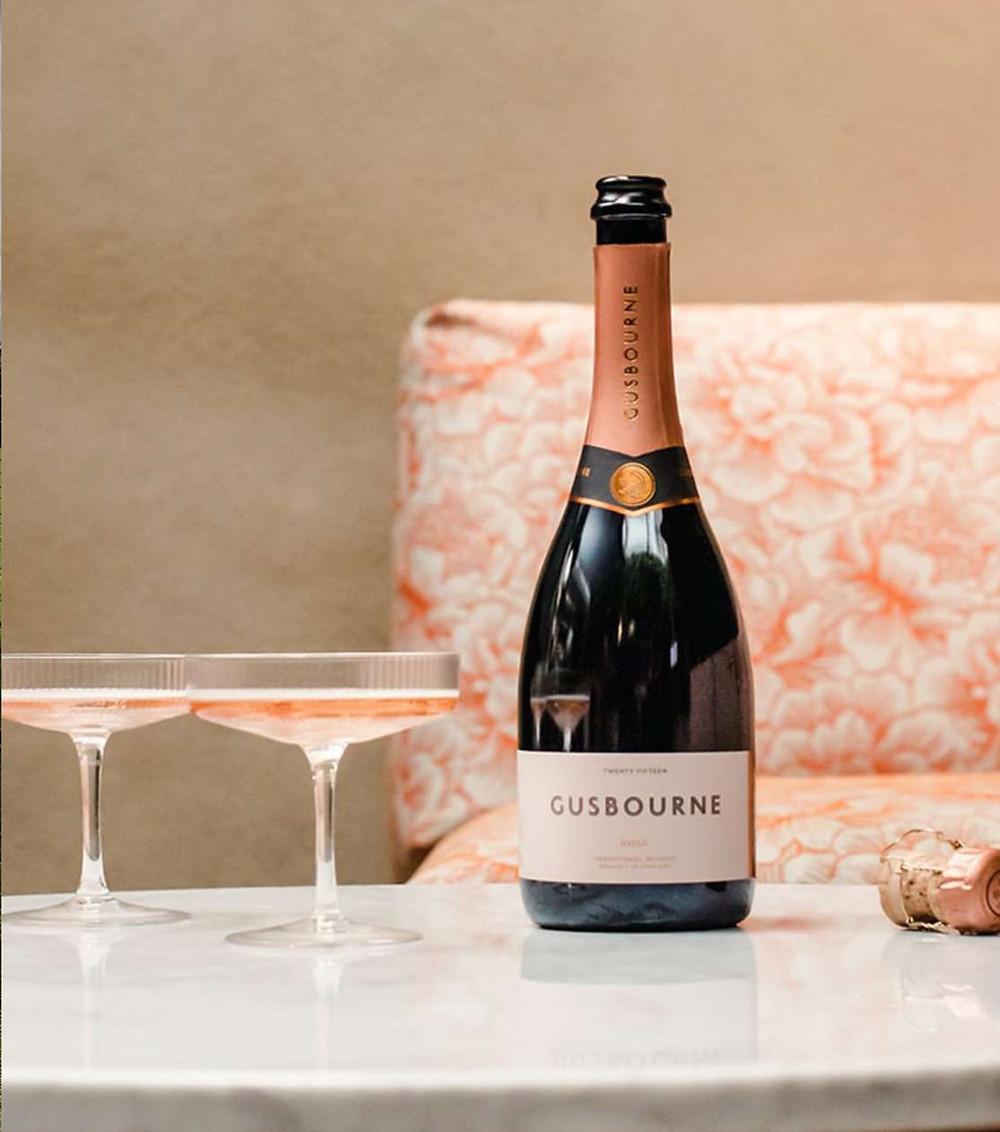 Gusbourne Sparkling Rosé 2016