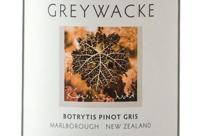 Greywacke Botrytis Pinot Gris 2015  Marlborough, New Zealand (37.5cl)