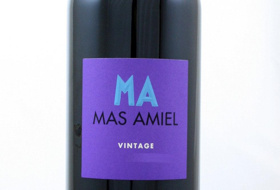 Mas Amiel 2016 Vintage Rouge, Maury