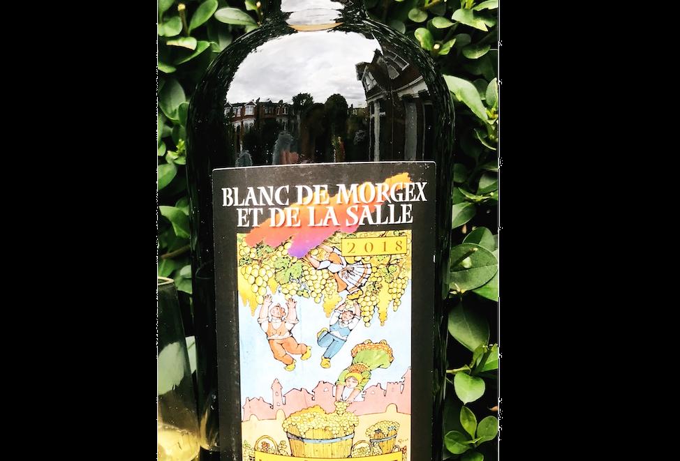 Ermes Pavese, Blanc de Morgex et de La Salle 2018 Valle d'Aosta, Italy