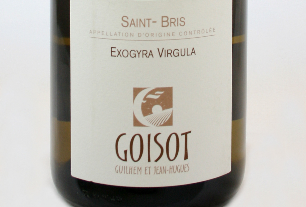 "Domaine Goisot ""Exogyra Virgula"" 2018"