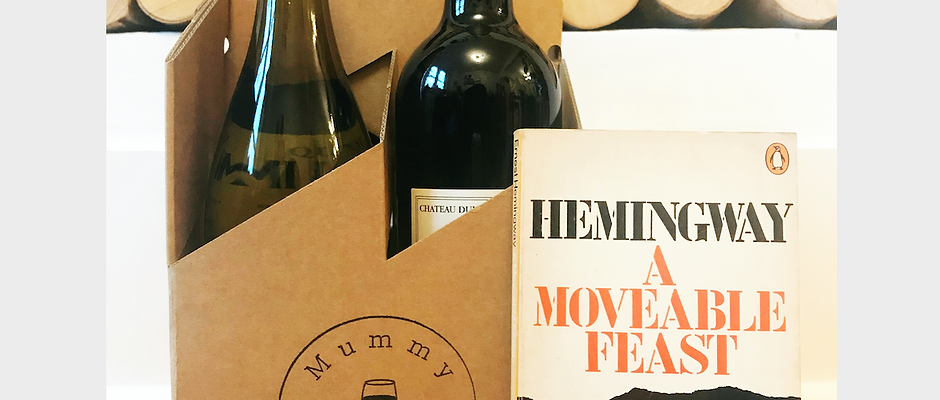 A Moveable Feast Wine Box