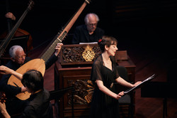 With the Netherlands Bach Society, Muziekgebouw aan 't IJ, 2020