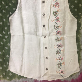 Hemp Rogan Designer Shirt - Woman Edition