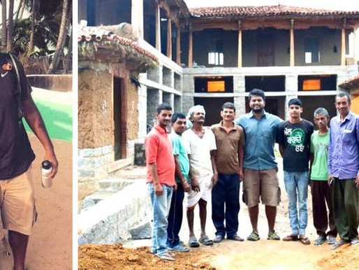 Can Hemp integrate with the sustainable housing projects in India?