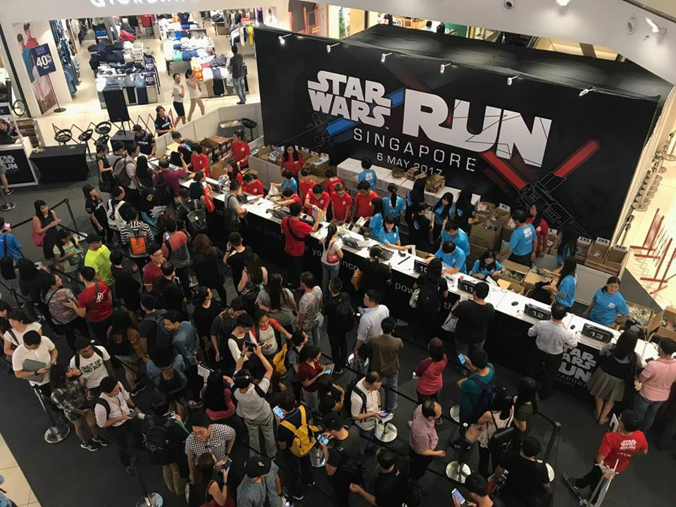starwars run repc race pack collection system