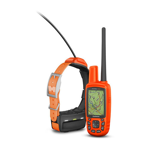 Garmin Astro 430 with T5 Collar