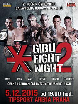gibu fight night 2