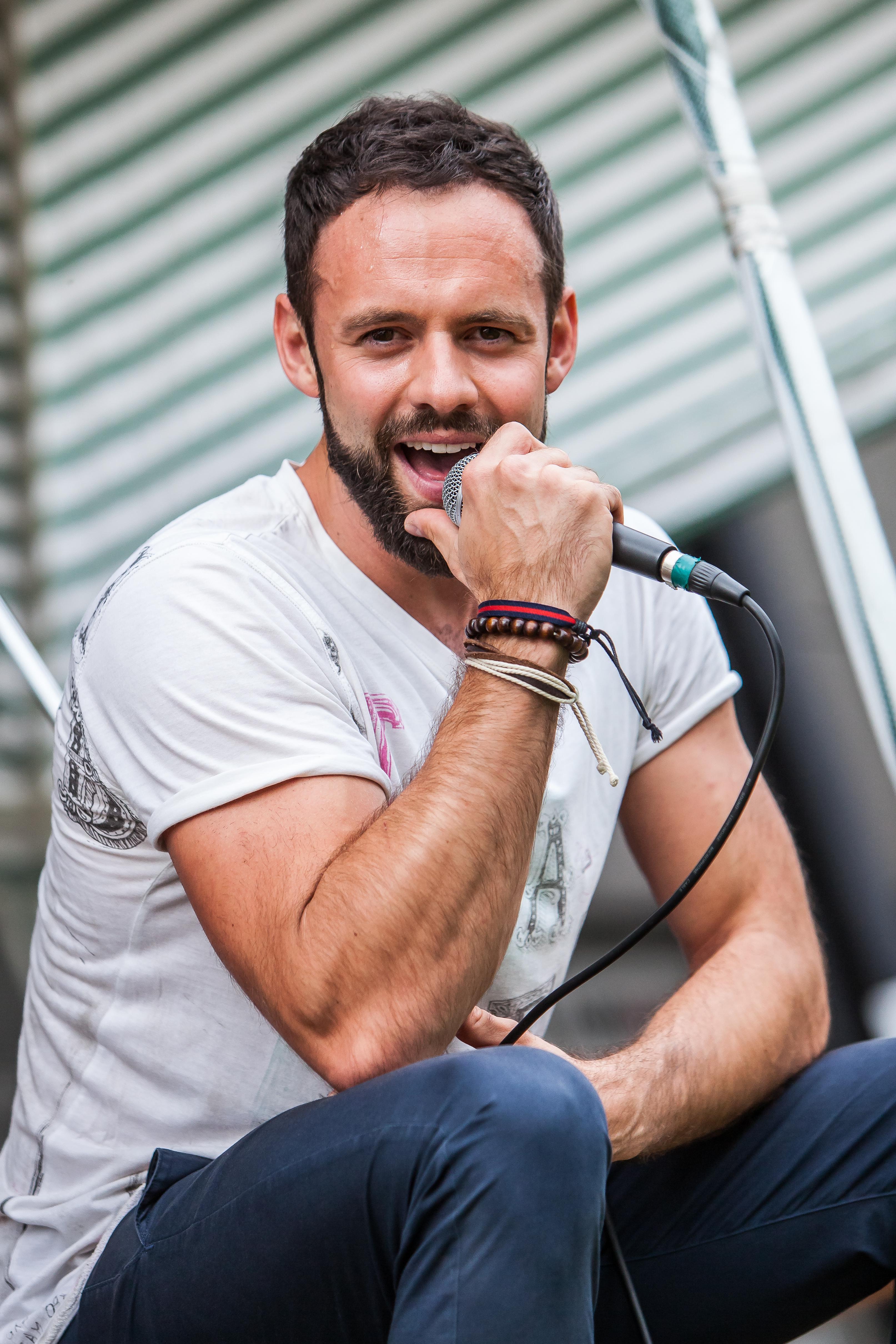 Michael Foret - live tisk.kvalita