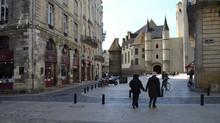Place du Palais... de l'Ombrière