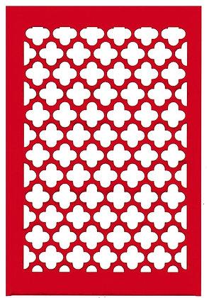 Plusjes/kruisjes Sjabloon A6