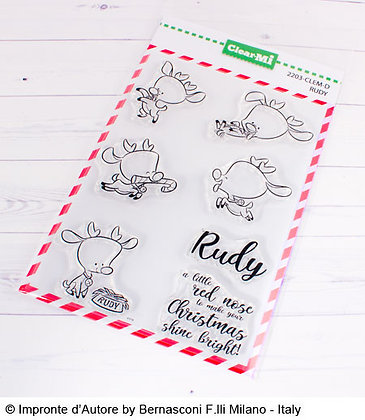 Rudy Rendier Clear Stamps