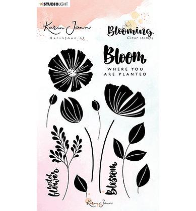 Blooming nr 1silhouette