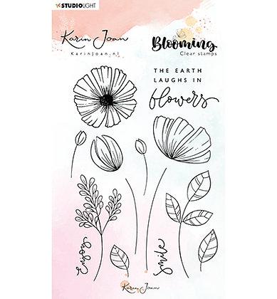 Blooming nr 2 omlijning