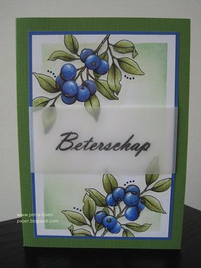 blueberries Petra