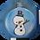 Thumbnail: Clear Stempelsneeuwpop voor en achterkant
