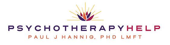 PsychotherapyHelp Paul J Hannig Logo