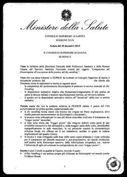 PARARE DRY NEEDLING MINISTERO DELLA SALUTE  2_edited