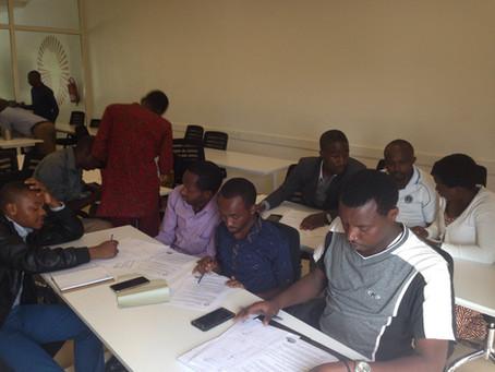 Former Irish Maths Olympian brings Maths Circles and Junior Mathematics Enrichment to Rwanda