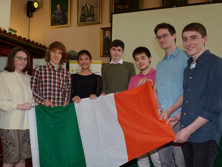 Celebration of 30 years for the Irish Mathematical Olympiad