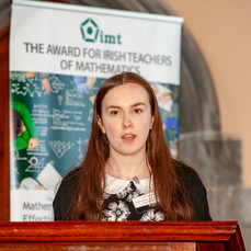Laura Cosgrave talks about her expericence at the European Girls Mathematical Olympiad 2018, 2019