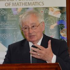 Prof. Sean Dineen, MRIA