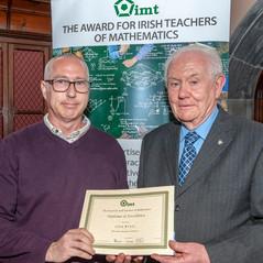 Colm Kenny, Manor House School, Raheny, Dublin 5