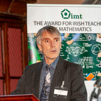 Prof. Stephen Buckley, MRIA