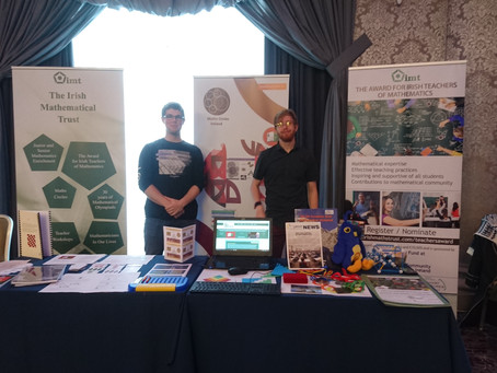 IMT at MathsFest 2017