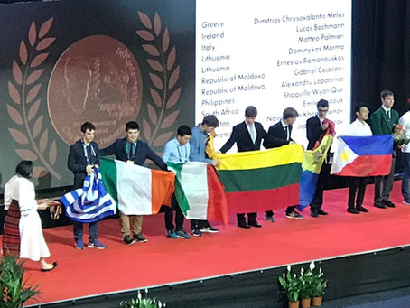 Ireland at the 59th International Mathematical Olympiad in Cluj, Romania