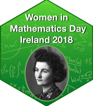 Irish teams for the European Girls' Mathematical Olympiad Celebrated at the Women in Mathematics Day