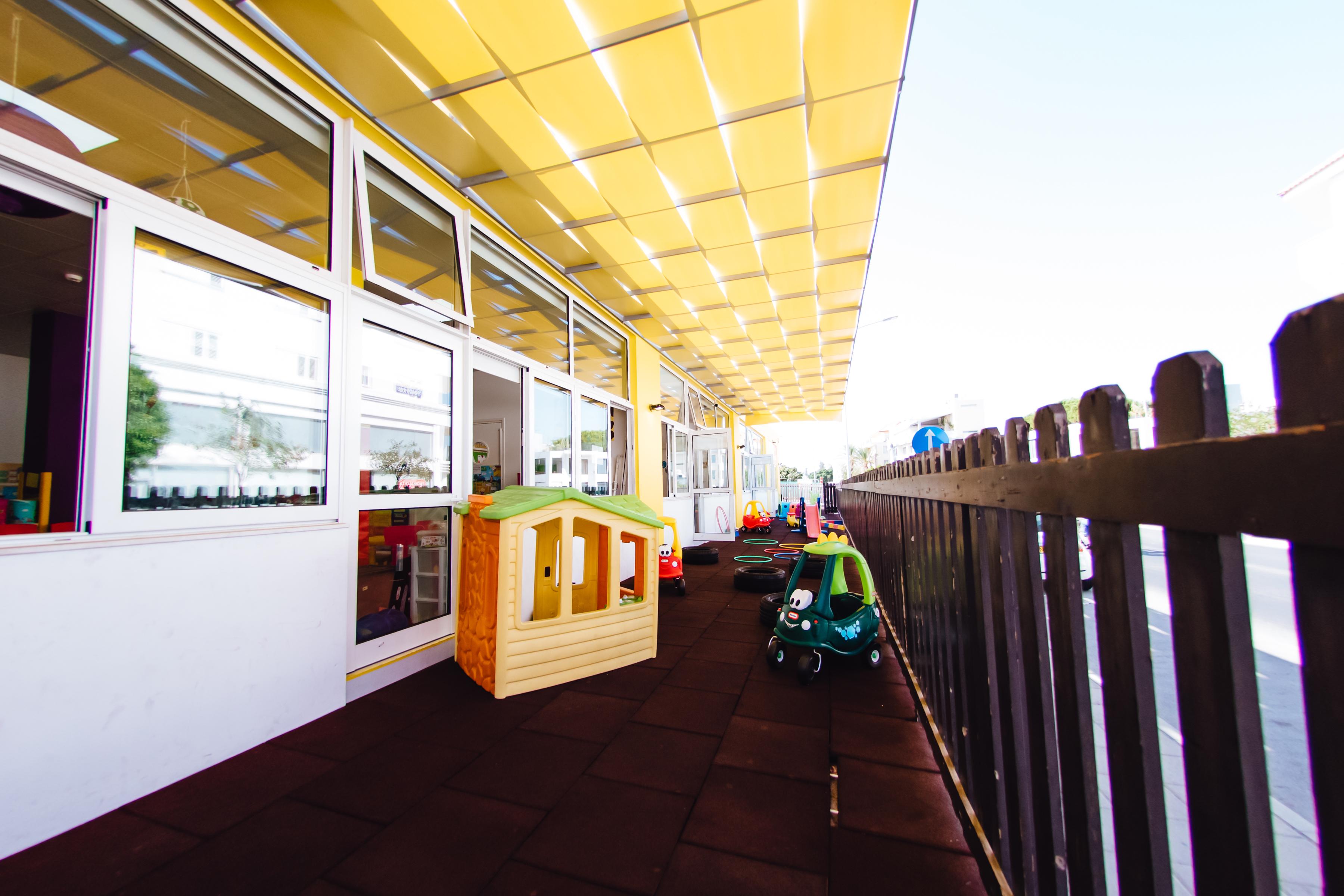 Front playground
