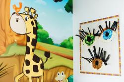 Greta our Giraffe