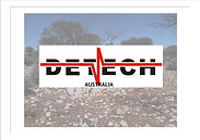 Detech Australia, gold, coin and relic coils and machines.