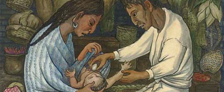 El Curandero by Diego Rivera.jpg