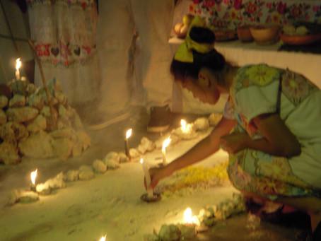 Mexican Dia de Muertos, Honoring Our Ancestors