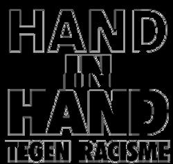 Hand in hand tegen racism