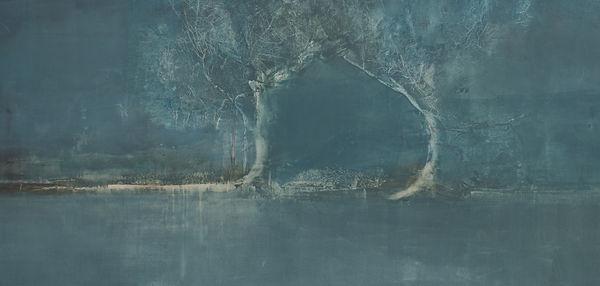 Onder stille bomen