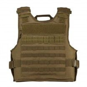 VISM® by NcSTAR® PLATE CARRIER WITH EXTERNAL HARD PLATE POCKETS [2XL+] - TAN