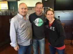 Bryan Oneil (KSGN), Jason & Laura Story