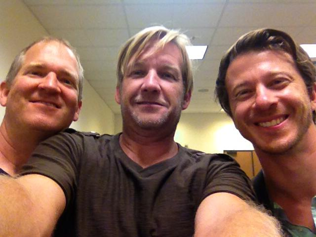 Jason with Tenth Avenue North
